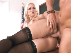 Kenzie Taylor & Marcus London in Not A Prude Like His Wife! - DevilsFilm