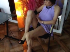 Taty pissed and vicious anal sex with double penetration