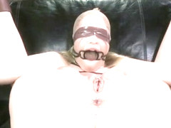 Encased bound and fucked
