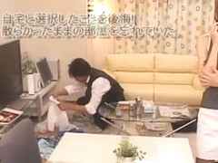 Exotic Japanese girl Yui Misaki in Best Voyeur, Cunnilingus JAV video