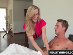 Reality Kings Main Channel - Brandi Love Taylor Whyte Van Wylde - Love Is In The Bare-