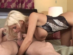 Rhyse Richards Is A Well Preserved Blonde Milf, Who Looks...