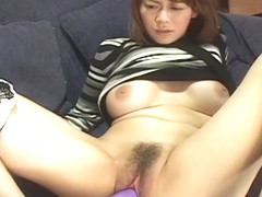 Rina Wakamiya Enjoys The Delights Of Sex Toys