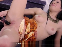 Wetandpuffy - Anal toying and speculum fun for gorgeous babe