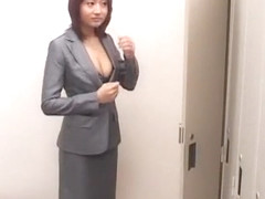 Fabulous Japanese slut Reon Otowa in Crazy Cougar, Sports JAV video