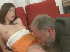 OLD-YOUNG - OLD MAN FUCKING YOUNG GIRL NEW-10