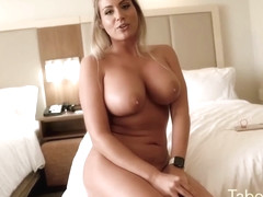 Your step-mom wants to have sex with you POV