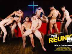 The Reunion: Holy Gathering XXX Video