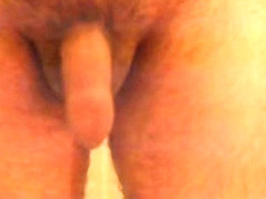 Can't hold it any longer Naked Pee Holding Session #1