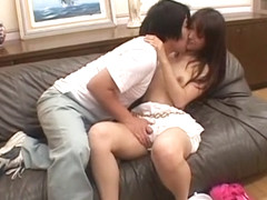 Horny Japanese model Sho Nishino in Incredible Small Tits, Couple JAV scene