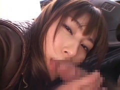 Amazing Japanese chick Karen Kisaragi in Incredible POV, Outdoor JAV scene