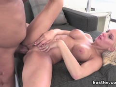 Kenzie Taylor in Interracial Transactions - Hustler