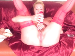 Vittoria Risi Pornostar Play With Bigboobs And Fucked Pussy With Two Big Toys Until Squirting