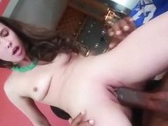 Horny adult scene Interracial exotic watch show