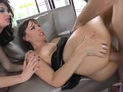 Sex Toy porn video featuring Alana Rains and Dana DeArmond