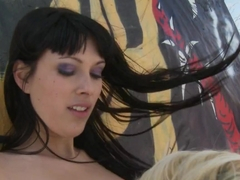 Best pornstar in Exotic Gothic, Stockings sex scene