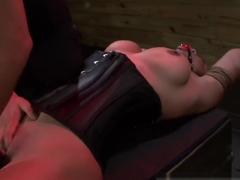 Bdsm Humiliation For Teen Becca Diamond