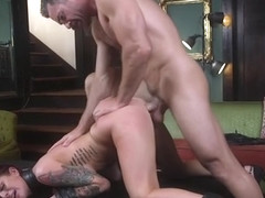 Dude keeps busty slave in basement