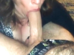 sucking dick uncut