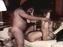 Trinity Loren and Ron Jeremy in Special Treatment 1991