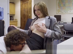 Mofos - Pervs On Patrol - Sexy Secretarys Secret Cam Work st