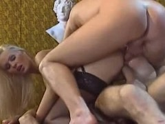 Nikki Anderson double penetration