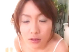 Crazy Japanese girl Kaori Manaka in Hottest Fetish, Stockings/Pansuto JAV movie