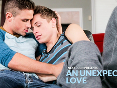 Jackson Taylor & Troy Accola in An Unexpected Love XXX Video