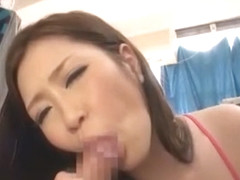 Hottest Japanese slut Kotone Amamiya in Fabulous Close-up, Blowjob JAV clip