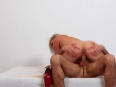 Horny Milf Lenny Sweet Gets Anal Sex And Pussy Gaping From Travis