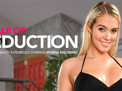 A Tale of Seduction featuring Athena Palomino - NaughtyAmericaVR