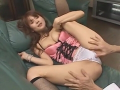 Incredible Japanese model Megu Ayase in Hottest Cunnilingus, Fingering JAV clip