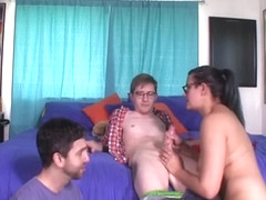 Mommie Cuckolds her son with his best friend