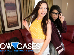 Aidra Fox,Gina Valentina in GOTM - Showcase: Aidra Fox, Scene #01 - GirlsWay