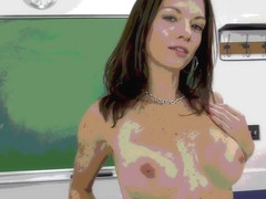 Lynn Vega in Miss Bliss Is Transformed And Taught To Obey - KINK