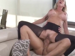 Brandi Love Likes It Big, Hard And Fast