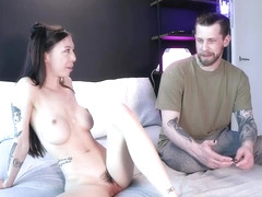 Harlowe Blue In Kitty-masks, Dildo Jamming & Pussy Pounding