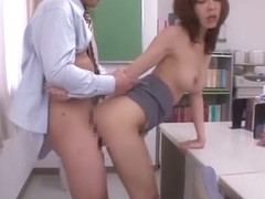 Incredible Japanese slut An Mashiro in Horny Blowjob, Cunnilingus JAV movie