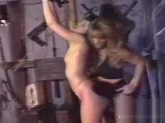 Careena Collins and Erica Boyer in vintage porn