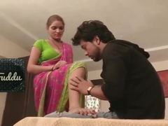 Hottest Desi Aunty Big Boobs Fucked BY Young Man