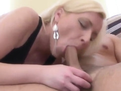 Prime blonde adult video