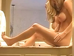 Taylor Little - Bathroom Voyeur