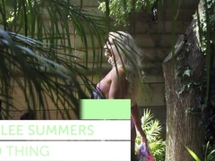 Hottest pornstars Amy Lee Summers, Amy Summers, Sweet Amy Lee in Exotic Striptease, Big Tits xxx clip