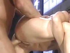 Vintage porn video featuring Lee Stone and Ashley Blue