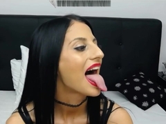 Showing images for long tongue fetish xxx