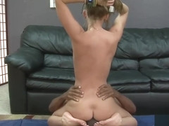 Urban Yoga (Norah Nova Fucks BBC Chris Cock)