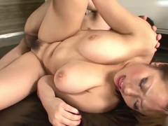 Neiro Suzuka Enjoys Plenty Of Inches In Her Greedy Holes
