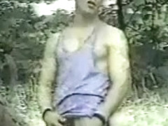 Outdoors two boys suck it with pleasure.from the time of video casettes.