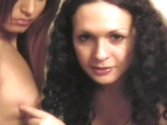 MyTrannyGirlfriend: Two transeksuals having sex