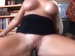 Alura Jenson - Horny Holidays - Milfs Like It Black